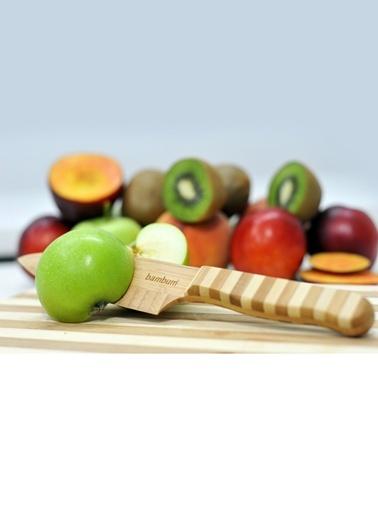 Düz Şef Bıçağı-Bambum